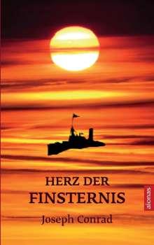 Joseph Conrad: Herz der Finsternis. Joseph Conrad: (Bibliothek der Weltliteratur), Buch