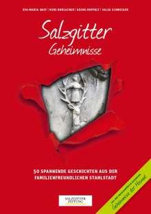 Eva-Maria Bast: Salzgitter Geheimnisse, Buch