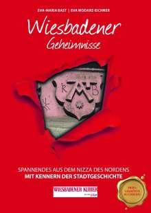Eva-Maria Bast: Wiesbadener Geheimnisse, Buch
