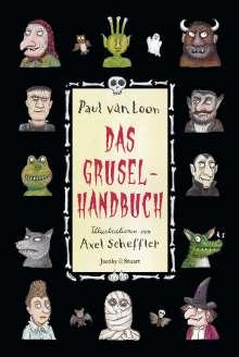 Paul van Loon: Das Gruselhandbuch, Buch