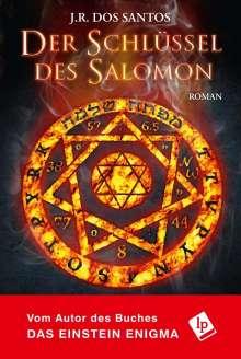 J. R. Dos Santos: Der Schlüssel des Salomon, Buch