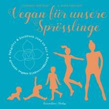 Carmen Hercegfi: Vegan für unsere Sprösslinge, Buch