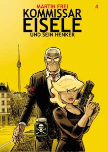 Martin Frei: Kommissar Eisele 4, Buch