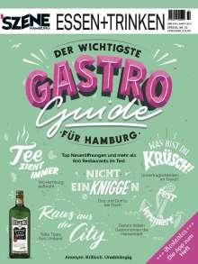 Szene Hamburg Essen+Trinken 32/2019, Buch