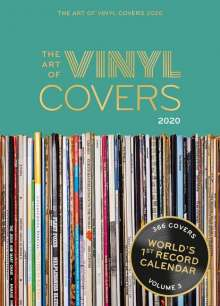The Art of Vinyl Covers 2020, Diverse
