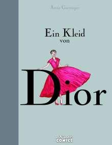Annie Goetzinger: Ein Kleid von Dior, Buch