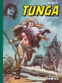 Èdouard Aidans: Tunga - Integral 4, Buch