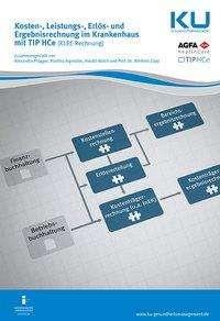 Winfried Zapp: Kosten-, Leistungs-, Erlös- und Ergebnisrechnung im Krankenhaus, Buch