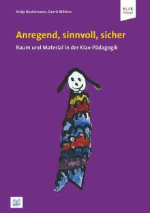 Antje Bostelmann: Anregend, sinnvoll, sicher, Buch