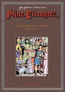 Prinz Eisenherz. Gianni & Yeates, Buch