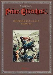 Prinz Eisenherz. Yeates-Jahre, Buch