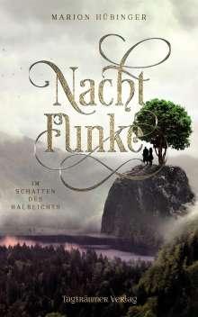 Marion Hübinger: Nachtfunke 2, 2 Bücher