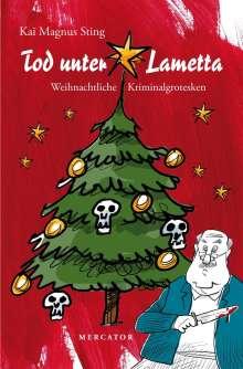 Kai Magnus Sting: Tod unter Lametta, Buch