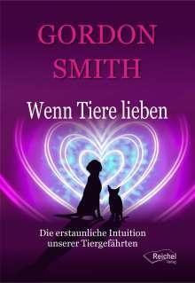 Gordon Smith: Wenn Tiere lieben, Buch