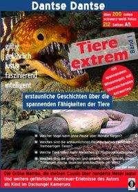 Dantse Dantse: Tiere extrem Band 1 - Gejagt von einer Grünen Mamba!, Buch