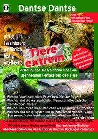 Dantse Dantse: Tiere extrem! Der Sammelband: Gejagt von einer Grünen Mamba! & Plötzlich einem Gorilla gegenüber!, Buch