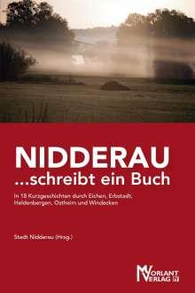 Volker Loschek: NIDDERAU ...schreibt ein Buch, Buch