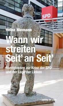 Heinz Niemann: Wann wir streiten Seit' an Seit', Buch