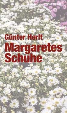 Günter Herlt: Margaretes Schuhe, Buch