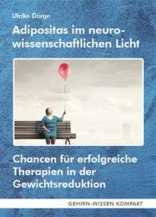 Ulrike Dörge: Adipositas im neurowissenschaftlichen Licht, Buch