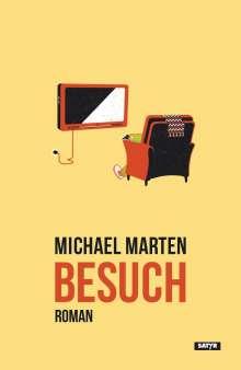 Marten Michael: Besuch, Buch