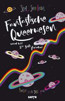 Fantastische Queerwesen, Buch