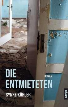 Synke Köhler: Die Entmieteten, Buch
