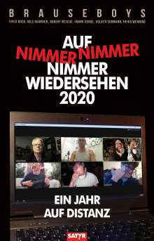 Thilo Bock: Auf Nimmerwiedersehen, Buch