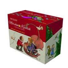 Märchen-Klassik - 20 Hörspiele mit klassischer Musik (Die Zeit-Edition), 10 CDs