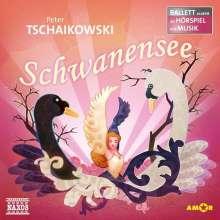 Ballett erzählt als Hörspiel mit Musik - Tschaikowsky: Schwanensee, CD