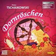 Ballett erzählt als Hörspiel mit Musik - Tschaikowsky: Dornröschen, CD