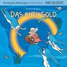 ZEIT Edition: Das Rheingold (Richard Wagner), CD