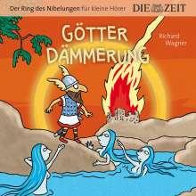 ZEIT Edition: Götterdämmerung (Richard Wagner), CD