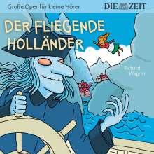 ZEIT Edition: Der Fliegende Holländer (Richard Wagner), CD