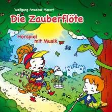 Hörspiel mit Musik - Wolfgang Amadeus Mozart: Die Zauberflöte, CD