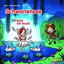 Hörspiel mit Musik - Peter Tschaikowsky: Schwanensee, CD
