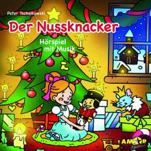 Hörspiel mit Musik - Peter Tschaikowsky: Der Nussknacker, CD
