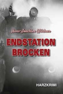 Hans-Joachim Wildner: Endstation Brocken, Buch