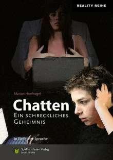 Marian Hoefnagel: Chatten., Buch