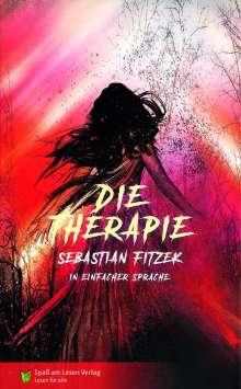 Sebastian Fitzek: Die Therapie, Buch