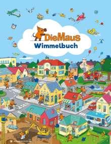 Die Maus - Wimmelbuch, Buch