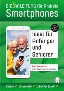 Helmut Oestreich: DIE ANLEITUNG für Smartphones mit Android 8/9, Buch