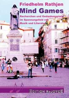 Friedhelm Rathjen: Mind Games, Buch