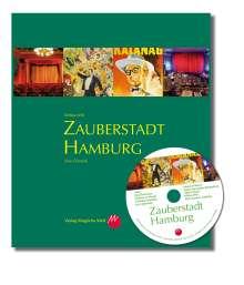 Wittus Witt: Zauberstadt Hamburg, Buch