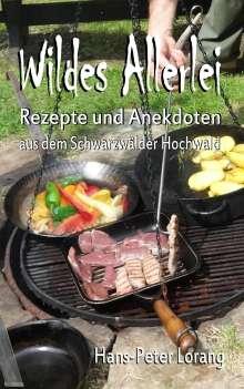 Hans-Peter Lorang: Wildes Allerlei, Buch