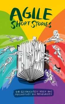 Miriam Sasse: Agile Short Stories, Buch