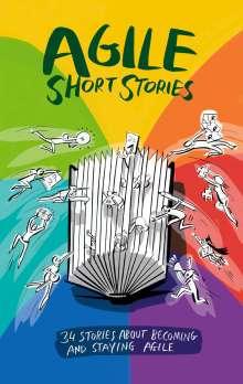 Siegfried Kaltenecker: Agile Short Stories, Buch