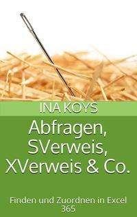 Abfragen Sverweis Xverweis Co Koys Ina Buch Jpc
