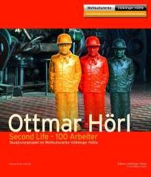 Peter Backes: Ottmar Hörl, Buch
