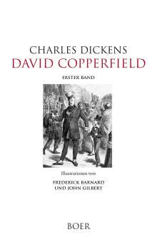 Charles Dickens: David Copperfield, Band 1, Buch
